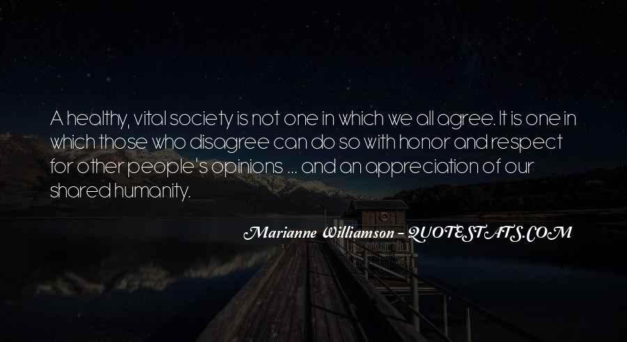 Williamson's Quotes #319898