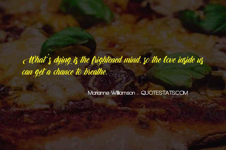 Williamson's Quotes #338057
