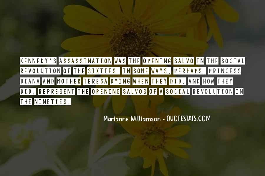Williamson's Quotes #364792