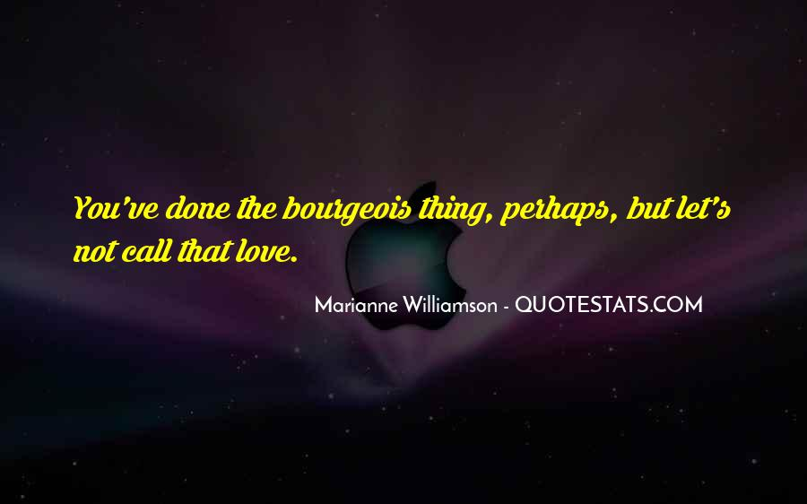 Williamson's Quotes #374961