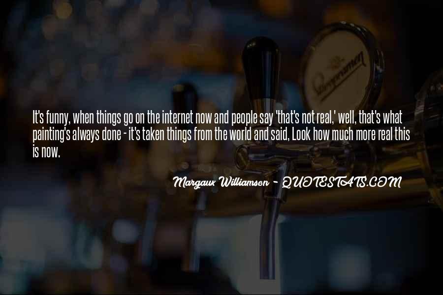 Williamson's Quotes #413450