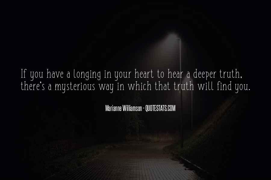 Williamson's Quotes #418372