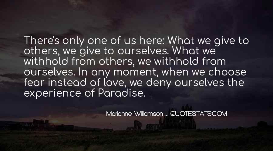 Williamson's Quotes #428364