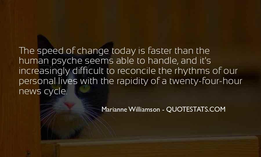 Williamson's Quotes #439602