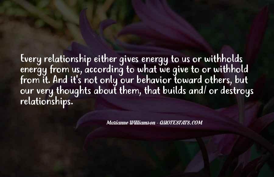Williamson's Quotes #45178