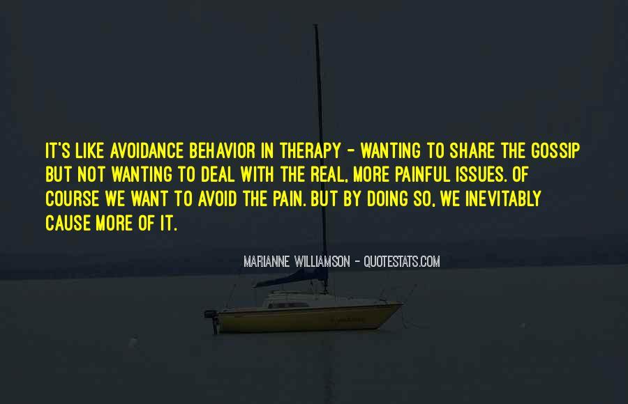 Williamson's Quotes #456309