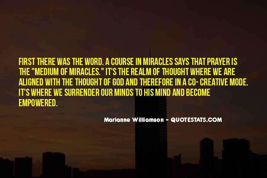 Williamson's Quotes #458639