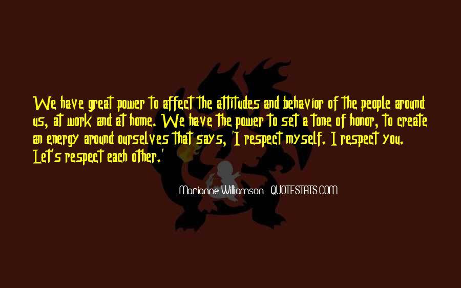 Williamson's Quotes #50535
