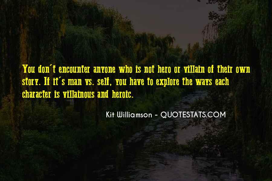 Williamson's Quotes #516369