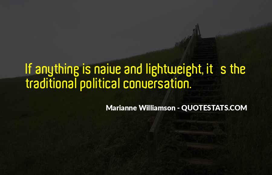Williamson's Quotes #545429