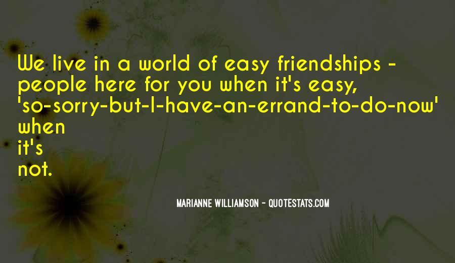 Williamson's Quotes #573379