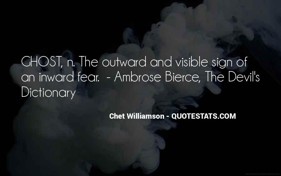 Williamson's Quotes #587946