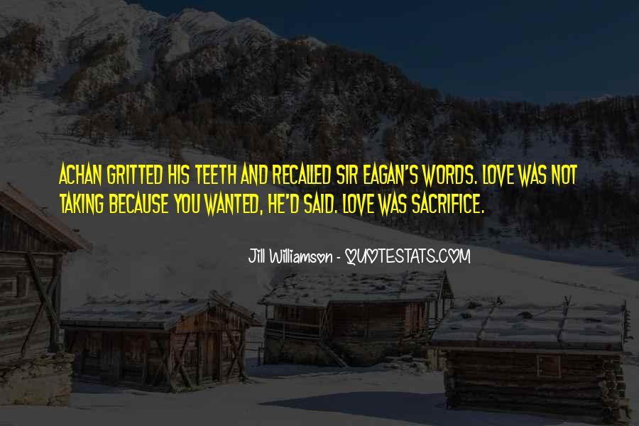 Williamson's Quotes #597129