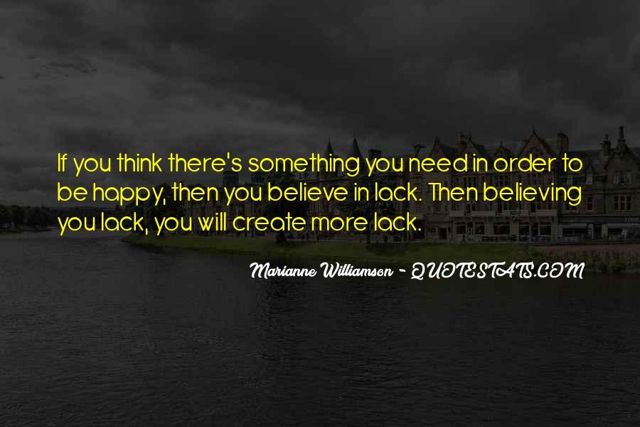 Williamson's Quotes #600049