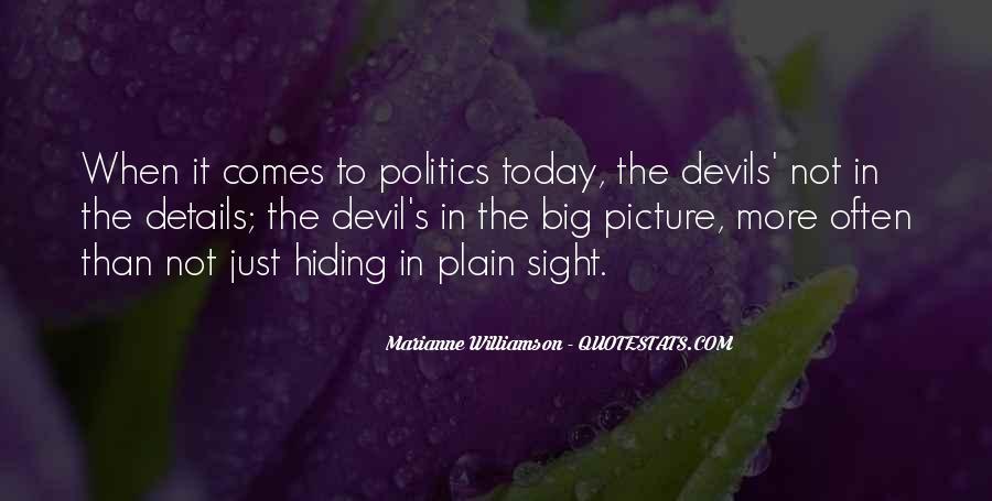 Williamson's Quotes #607352
