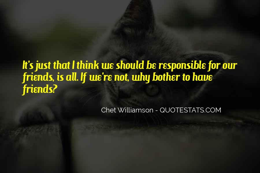 Williamson's Quotes #624295