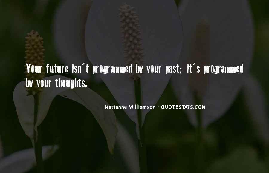 Williamson's Quotes #653322