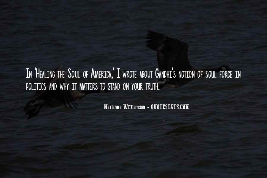 Williamson's Quotes #683200