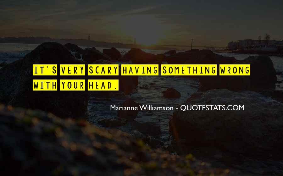 Williamson's Quotes #70621