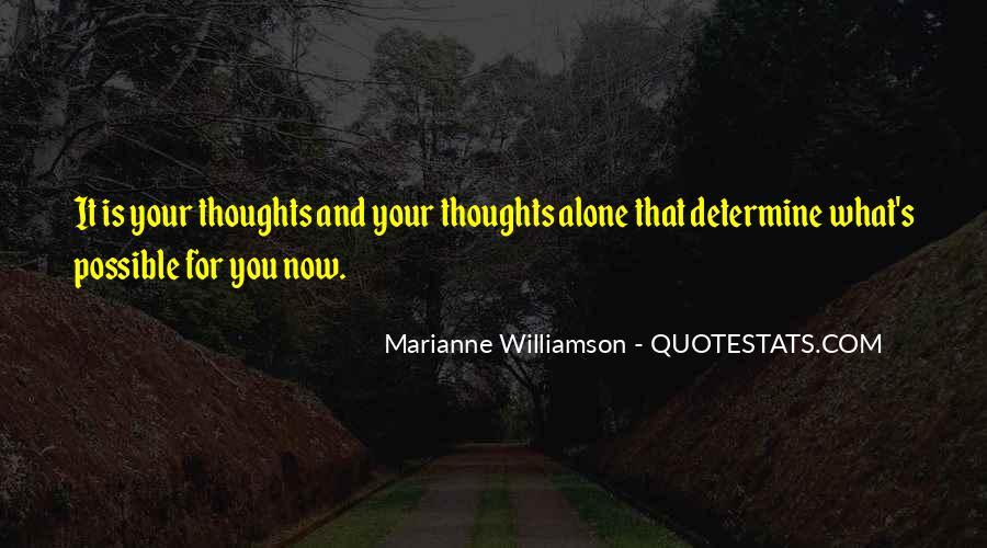Williamson's Quotes #720269