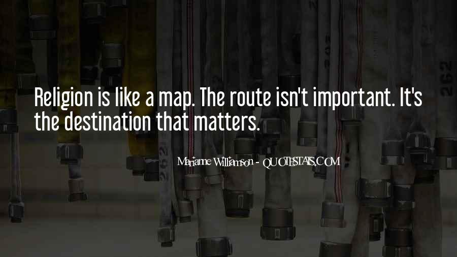 Williamson's Quotes #731876