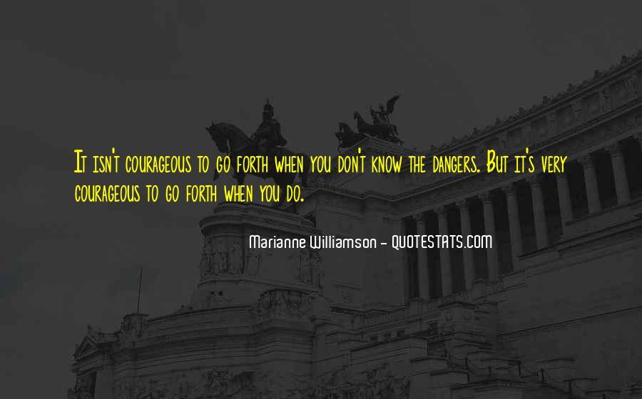 Williamson's Quotes #73907
