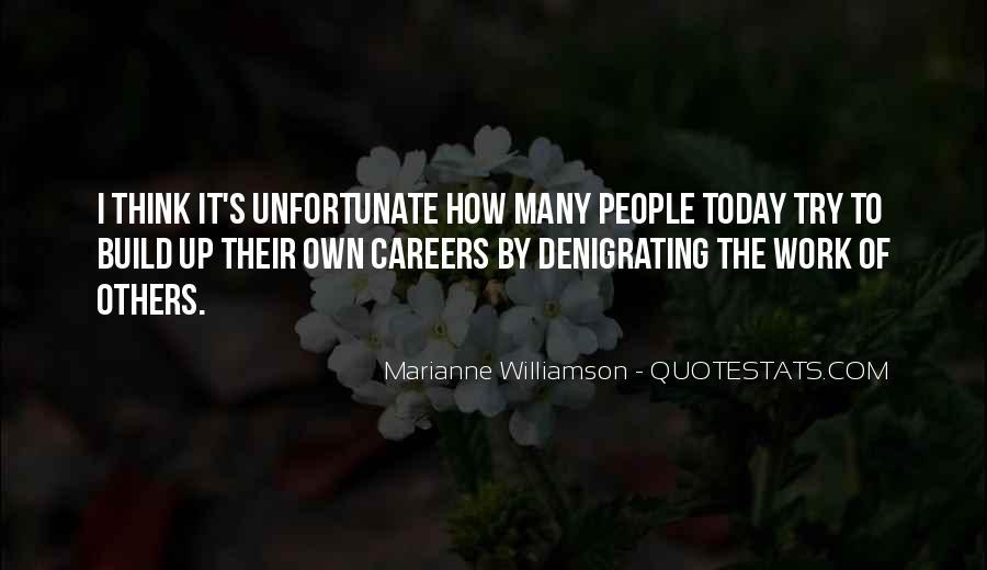 Williamson's Quotes #743660