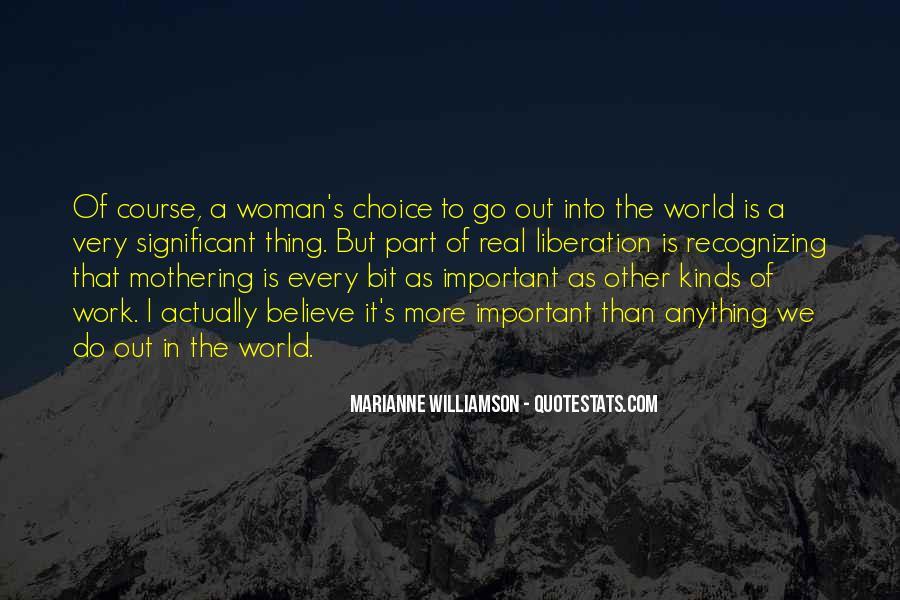 Williamson's Quotes #83469