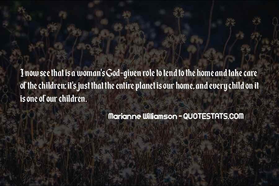Williamson's Quotes #96168