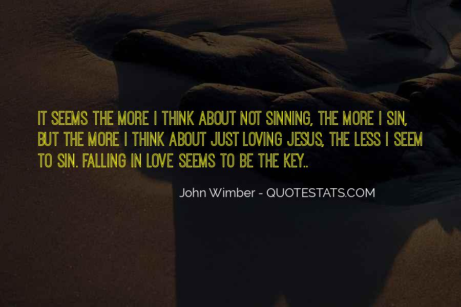 Wimber's Quotes #1664509