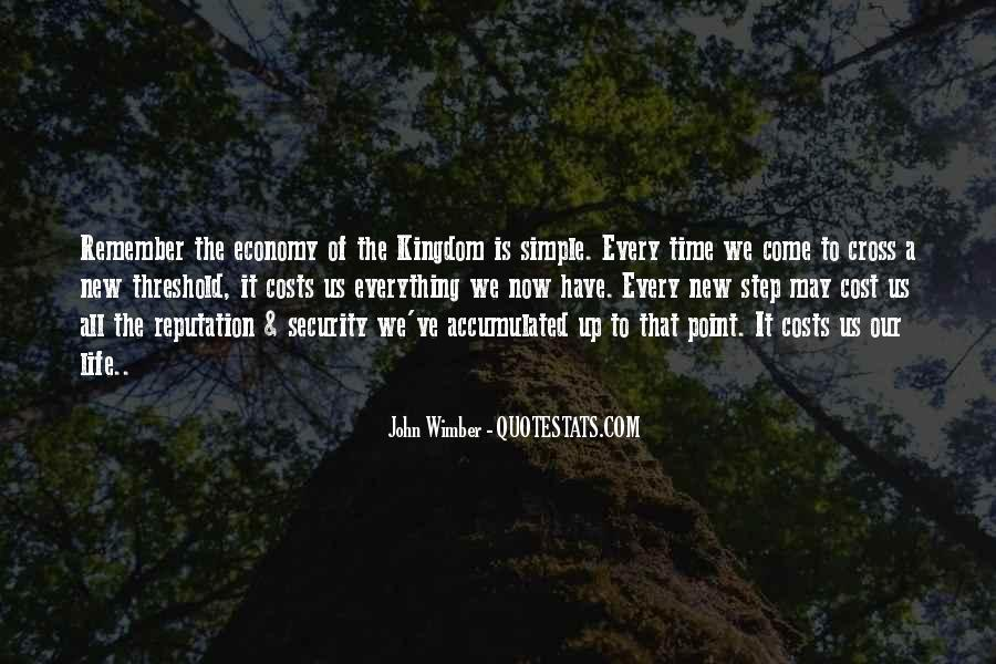 Wimber's Quotes #1694628