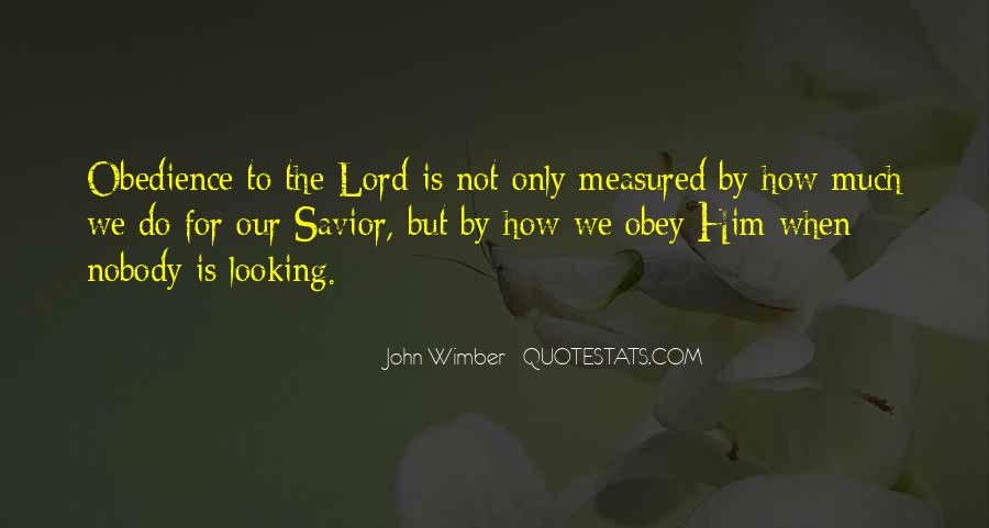 Wimber's Quotes #1766245