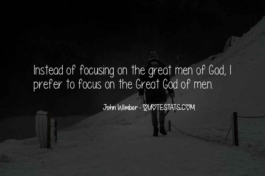 Wimber's Quotes #1796710