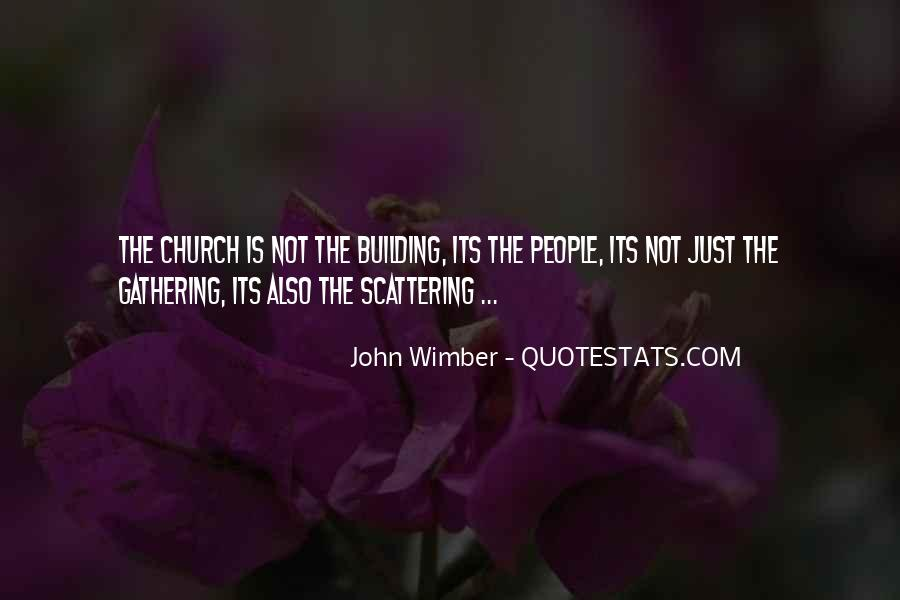 Wimber's Quotes #636062