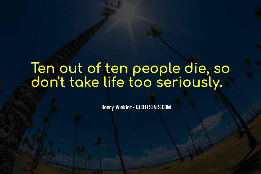 Winkler Quotes #1174028