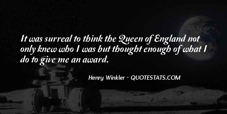 Winkler Quotes #1658609