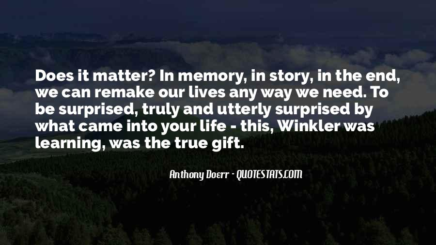 Winkler Quotes #1667739