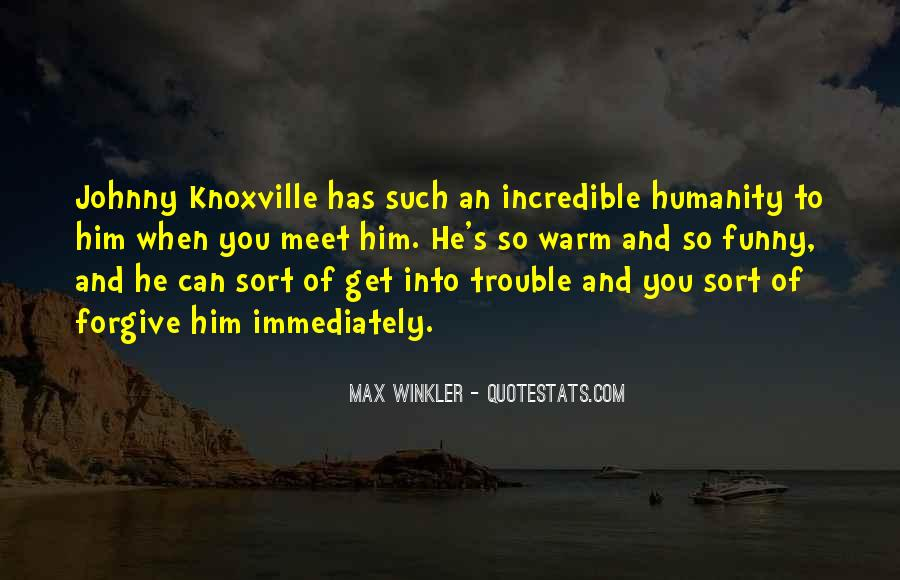 Winkler Quotes #1698276