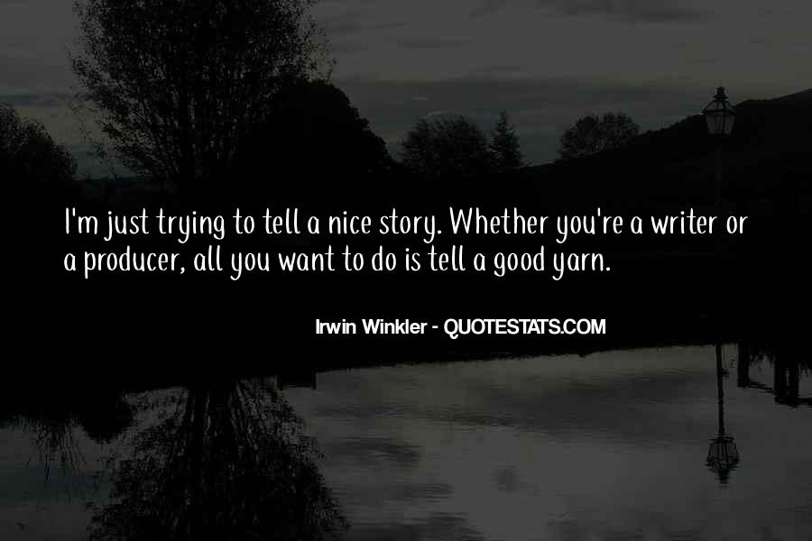 Winkler Quotes #216911