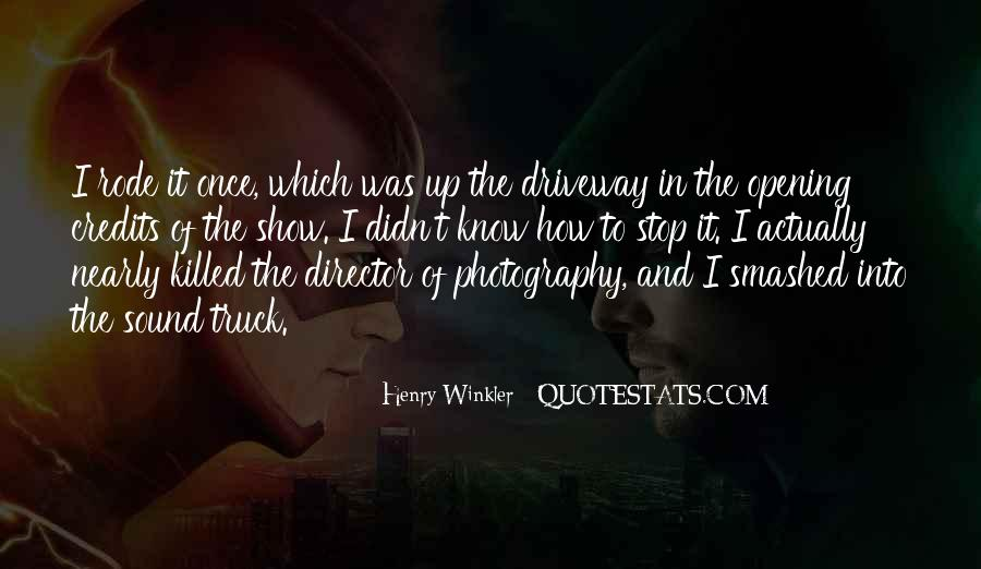 Winkler Quotes #489167