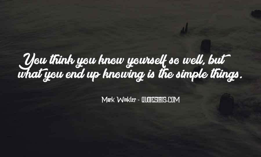 Winkler Quotes #948079