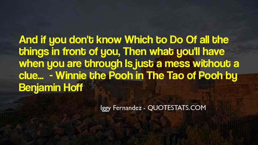 Winnie's Quotes #1213754