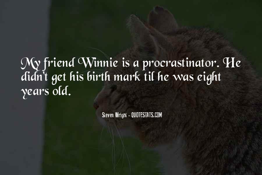 Winnie's Quotes #1288133