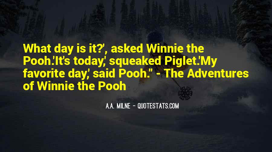 Winnie's Quotes #1347120
