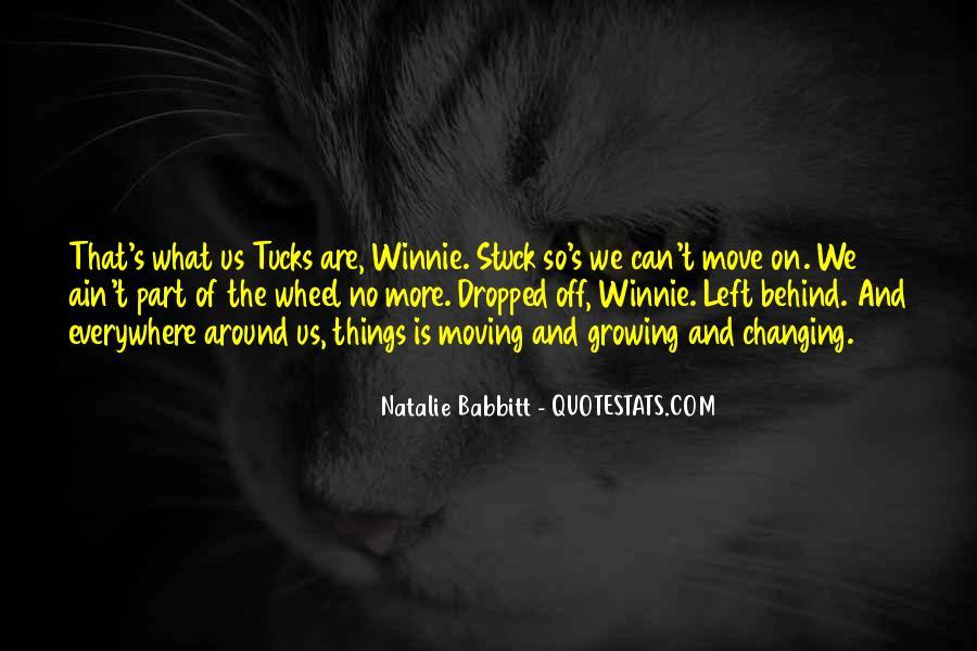 Winnie's Quotes #1650692
