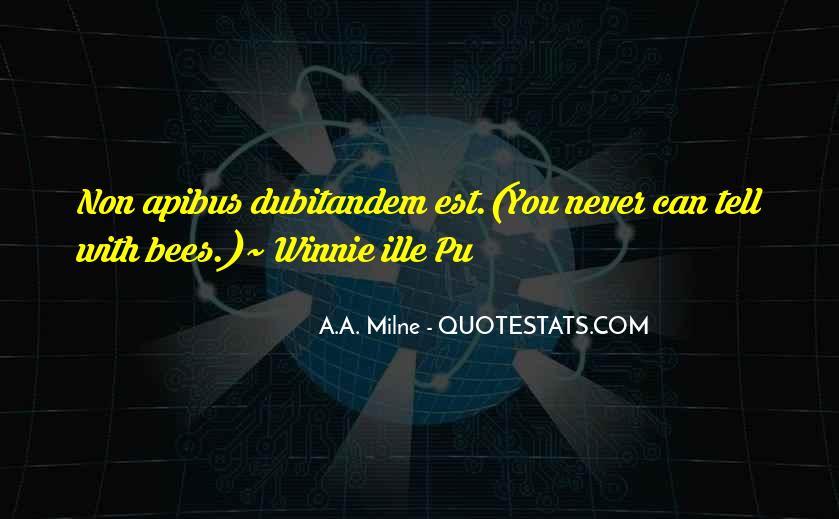 Winnie's Quotes #1876618