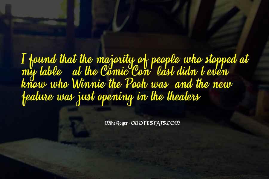 Winnie's Quotes #206424