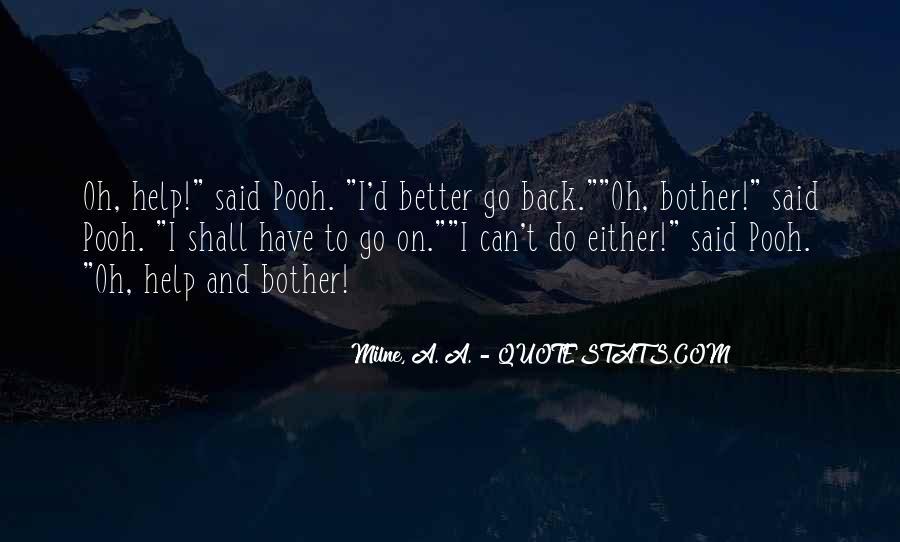 Winnie's Quotes #343419