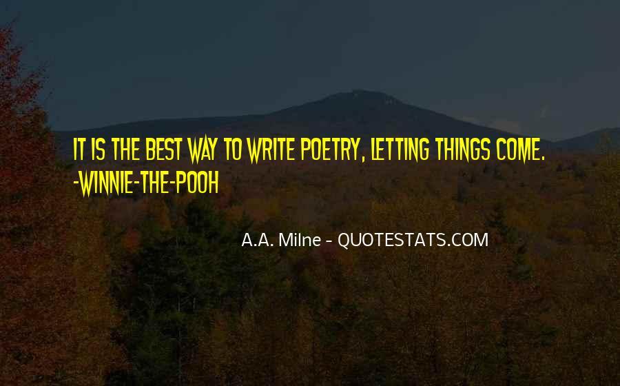 Winnie's Quotes #503642