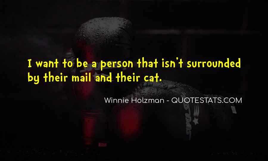 Winnie's Quotes #66782